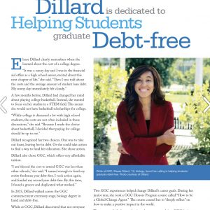 Elease Dillard feature